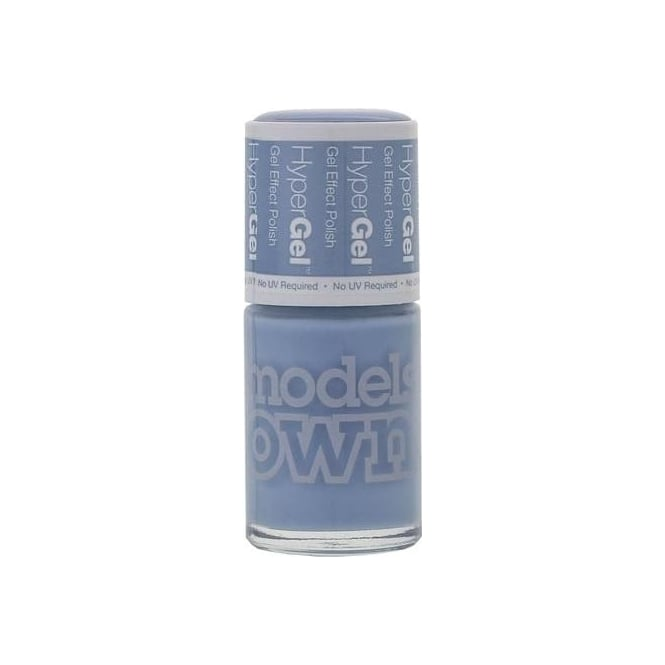 Models Own HyperGel 2015 Gel Effect Nail Polish - Powder Blue 14mL