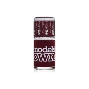 HyperGel Gel Effect Nail Polish Collection - Brunette Red 14mL