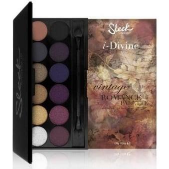 i-Divine Mineral Based Eye Shadow Palette - Vintage Romance 141