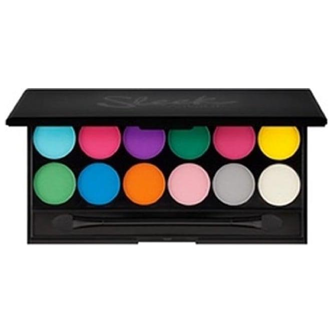 Sleek Make Up i-Divine Mineral Based Ultra Mattes Brights Eye Shadow Palette v1