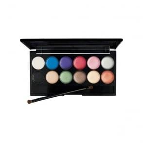 i-Divine The Primer Eyeshadow Palette - La Palette de Base