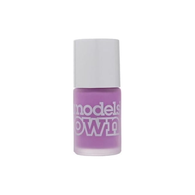 Models Own Icing Nail Polish Collection - Lilac Icing 14mL