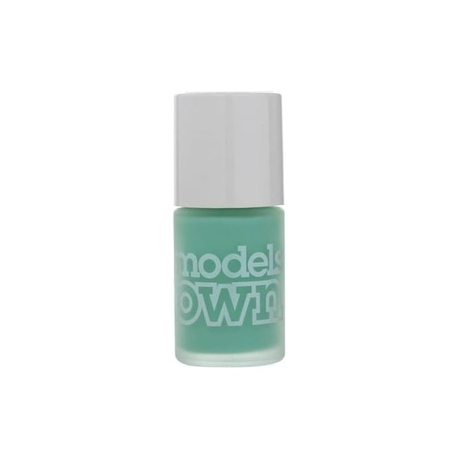 Models Own Icing Nail Polish Collection - Mint Icing 14mL