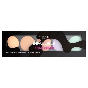 Infallible Total Cover Concealer Palette - Total Cover (5 Shades)