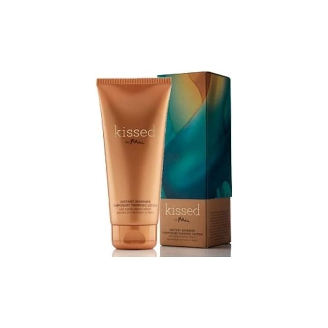 Instant Shimmer Temporary Tanning Lotion 200ml