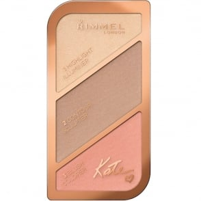 Kate Sculpting Palette - Coral Glow (002)