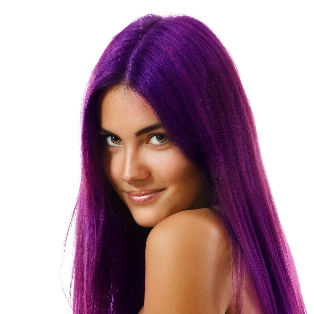 Directions La Riche Semi Permanent Hair Dye Colour Violet