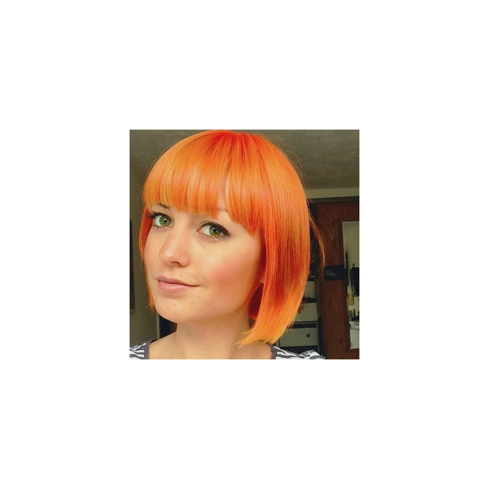 Directions La Riche Semi Permanent Hair Dye Colour Apricot