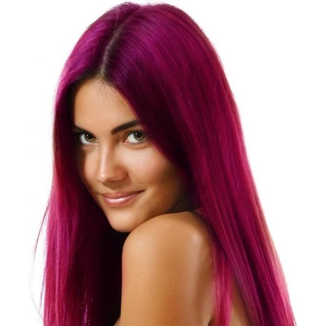 Baño De Color Deliplus Rojo Intenso:Alguna tiene una idea de cómo conseguir un pelo parecido a este con