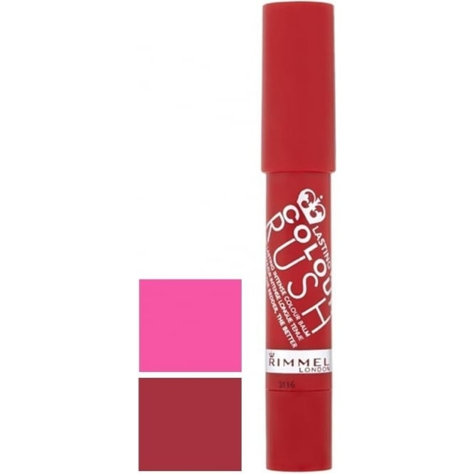 Rimmel Lasting Finish Colour Rush Long Lasting Intense Colour Balm