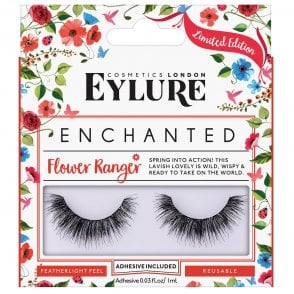 01903b047ca Limited Edition Enchanted Eyelashes - Flower Ranger (Adhesive Included).  Eylure ...