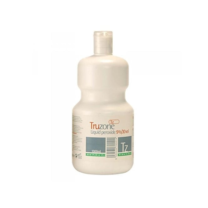Truzone Liquid Peroxide 9% 30 Vol 1000ml