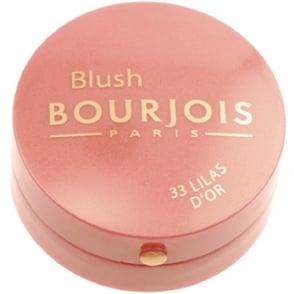 Little Round Pot Blusher - Golden Lilac 33