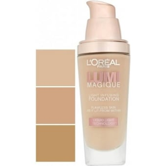 Lumi Magique Light Infusing Foundation (Liquid Light Technology)
