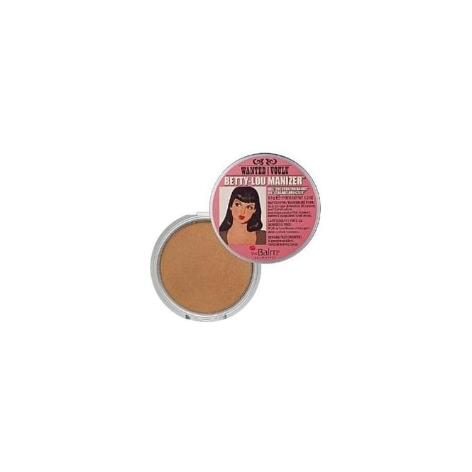 TheBalm Luminizer Betty Lou Manizer Highlighter