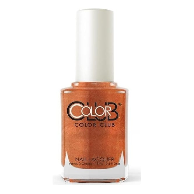 Color Club Made in New York Nail Polish Collection - Off Duty 15mL (1052)