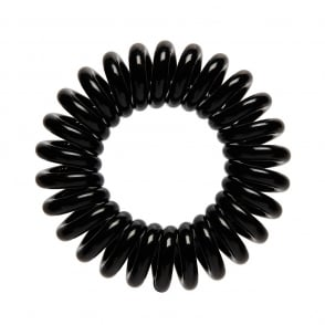 Magibobble Hair Ring Bobbles - Black (x 5 Pieces)
