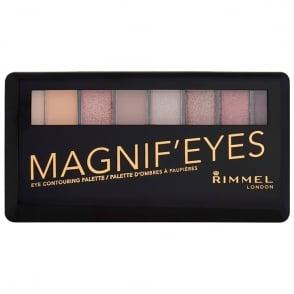 Magnif'eyes Eyeshadow Palette - London Nudes Calling