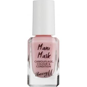 Mani Mask Camouflage Nail Polish - Bashful 10ml (529)