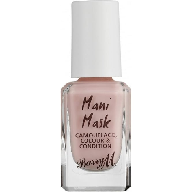 Barry M Mani Mask Camouflage Nail Polish - Birthday Suit 10ml