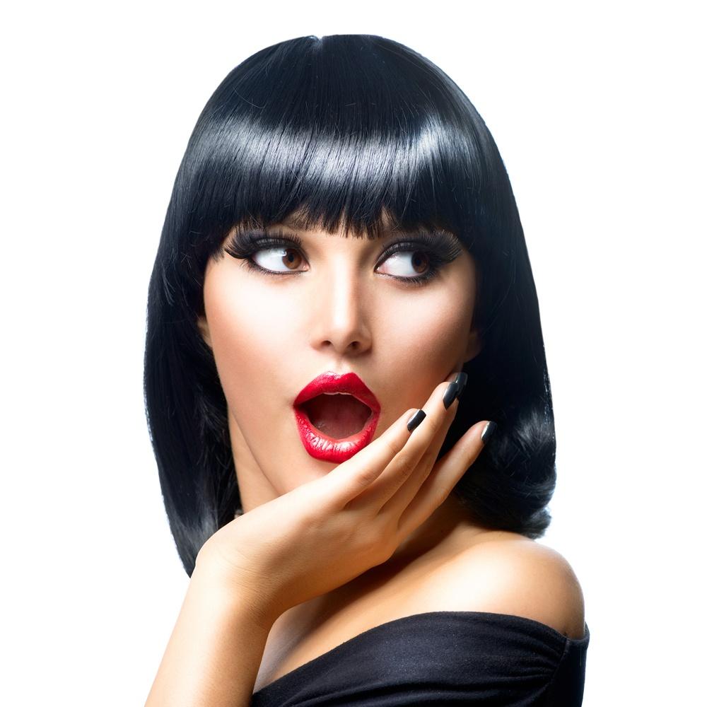 Hair Permanent : Manic Panic Hair Dye Semi Permanent Hair Dye Raven Comes With Free ...