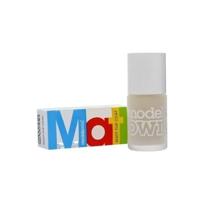 Models Own Matt Top Coat 14mL