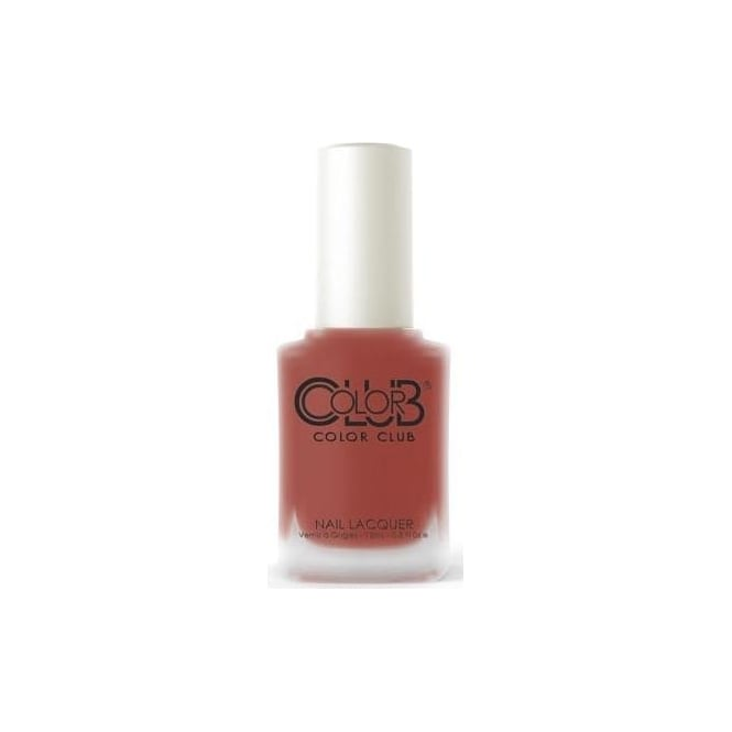 Color Club Matte Rouge 2015 Nail Polish Collection - Makeout Maven 15ml (05ALS24)