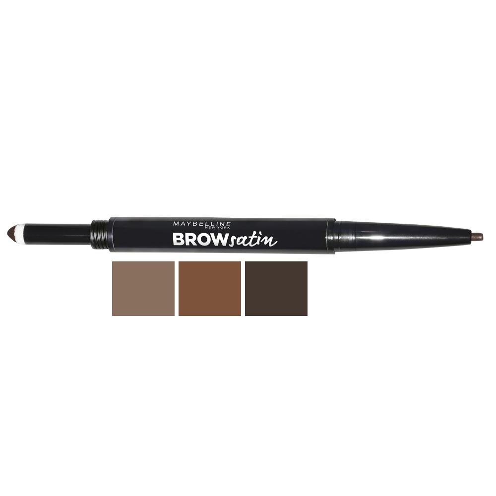Brow Satin Smoothing Duo Brow Pencil Filling Powder