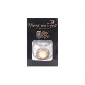 Smokey Grey Contact Lenses - 1 Day / Use Natural Fancy Dress Accessories