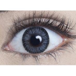 Natural 1 Day Coloured Contact Lenses - Grey - Naturalz (1 Pair)