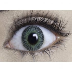 Natural Coloured Contact Lenses Intense - Pacific Turquoise (Usage:1,3,12 Months - 1 Pair)