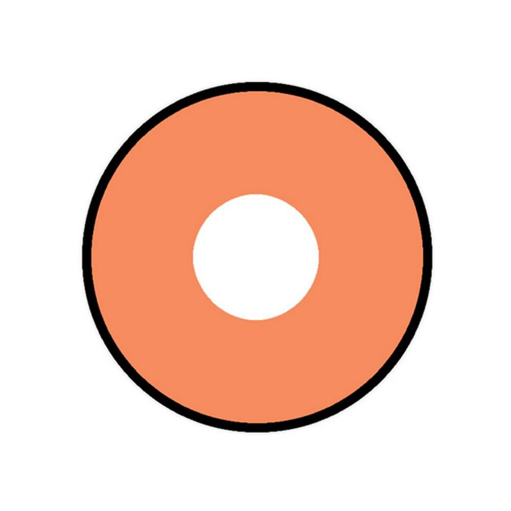 MesmerEyez Fancy Dress Coloured Contact Lenses - Clockwork Orange UV