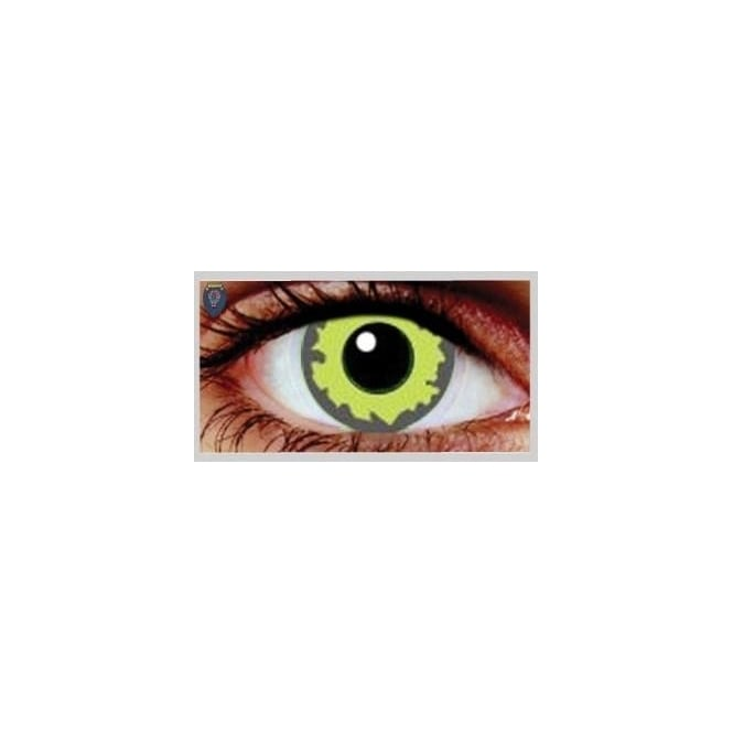 Mesmereyez Xtreme Fancy Dress One Day Halloween Contact Lenses - Louis (1 Pair)