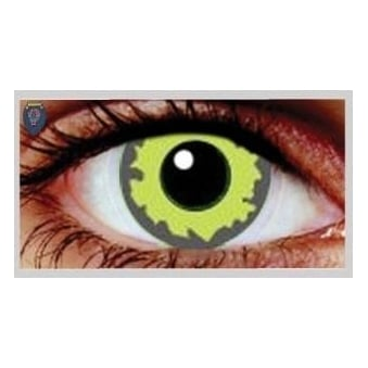 Fancy Dress One Day Halloween Contact Lenses - Louis (1 Pair)