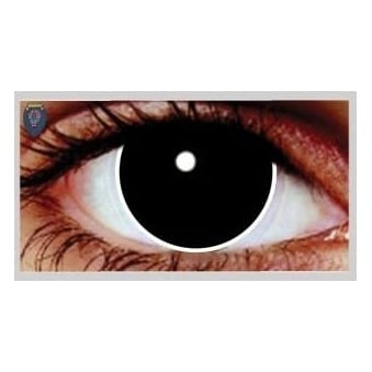 Fancy Dress One Day Halloween Contact Lenses - Mason (1 Pair)