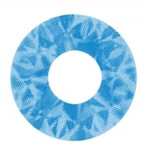Halloween Contact Lenses - M Ran Blue UV (1 Pair)