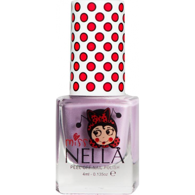 Miss Nella Nail Polish For Kids - Butterfly Wings 4ml