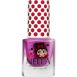 Miss Nella Nail Polish For Kids - Little Poppet 4ml