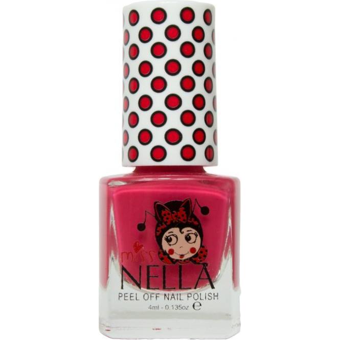 Miss Nella Nail Polish For Kids - Strawberry N Cream 4ml