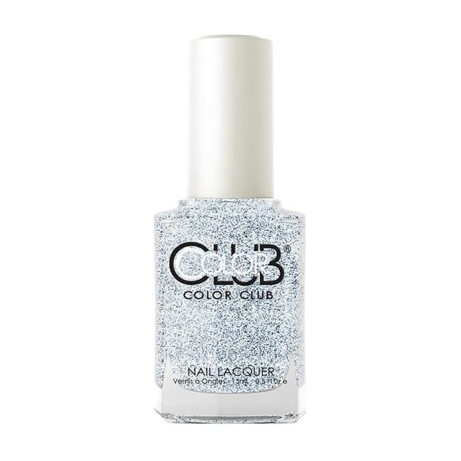 Color Club Modern Mosaic Nail Polish Collection - Blue Beaded (LS04) 15mL