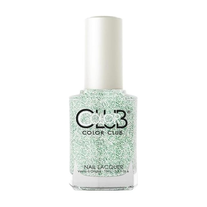 Color Club Modern Mosaic Nail Polish Collection - Green Piece (LS06) 15mL