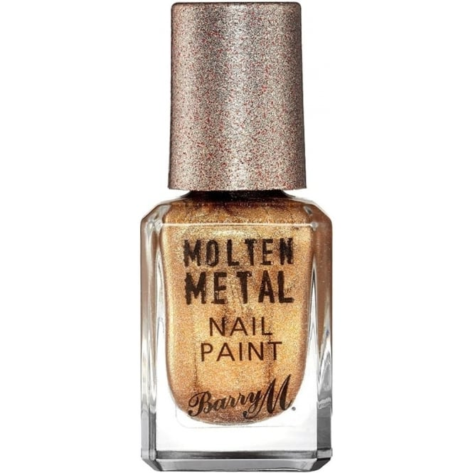 Barry M Molten Metal 2016 Nail Polish Collection - Bronze Bae 10ml (MTNP1)