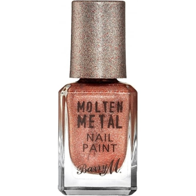 Barry M Molten Metal 2016 Nail Polish Collection - Copper Mine 10ml (MTNP4)