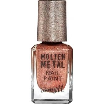 Molten Metal 2016 Nail Polish Collection - Copper Mine 10ml (MTNP4)