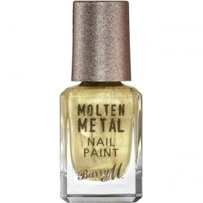 Molten Metal 2016 Nail Polish Collection - Gold Digger 10ml (MTNP2)