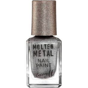 Molten Metal 2016 Nail Polish Collection - Silver Lining 10ml (MTNP3)