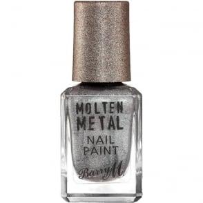 Molten Metal 2016 Nail Polish Collection - Silver Lining 10ml (MTNP3)