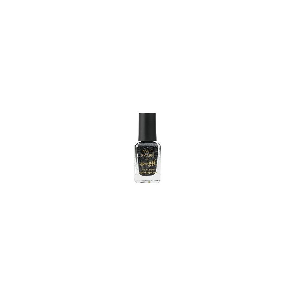 Black Multi-Glitter (333