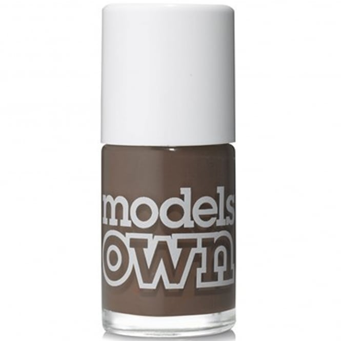 Models Own Nail Polish- Becca's Brown (14ML) (NP097)