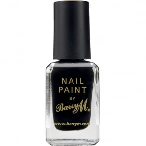 Nail Polish - Black 10ml (47)